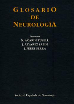 Glosario de Neurología (1989)